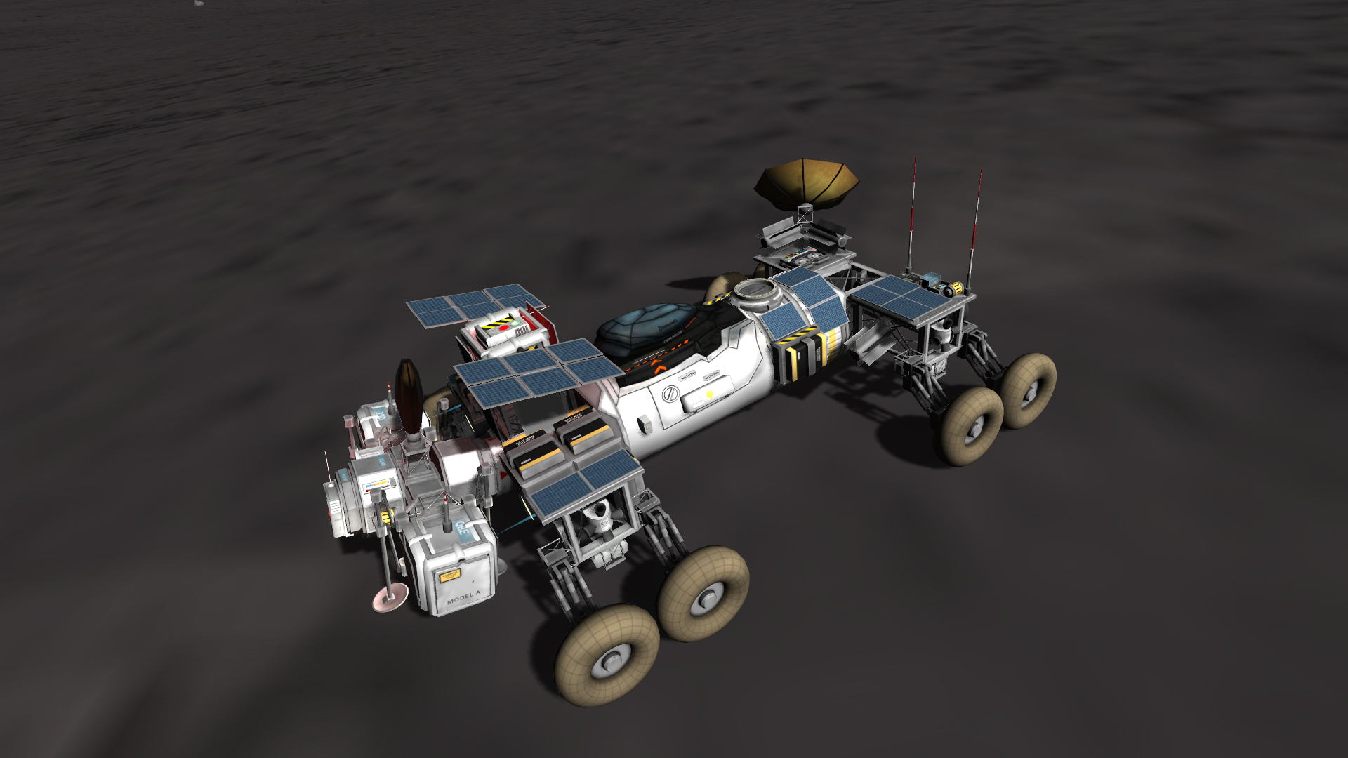 ksp mars exploration rover - photo #16